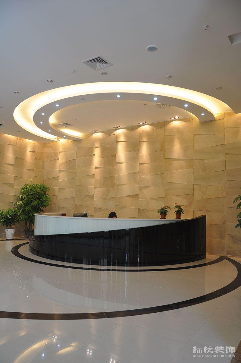 一品轩总部办公室和厂房装修11