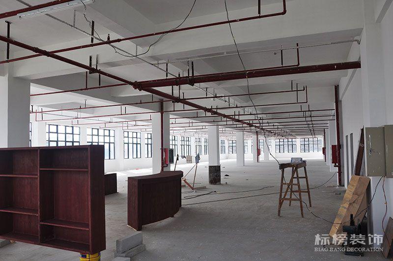 铭薪电子(深圳)有限公司办公室和厂房装修7