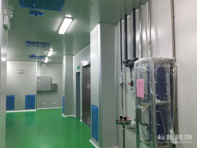 卡尔蔡司光电厂房装修2