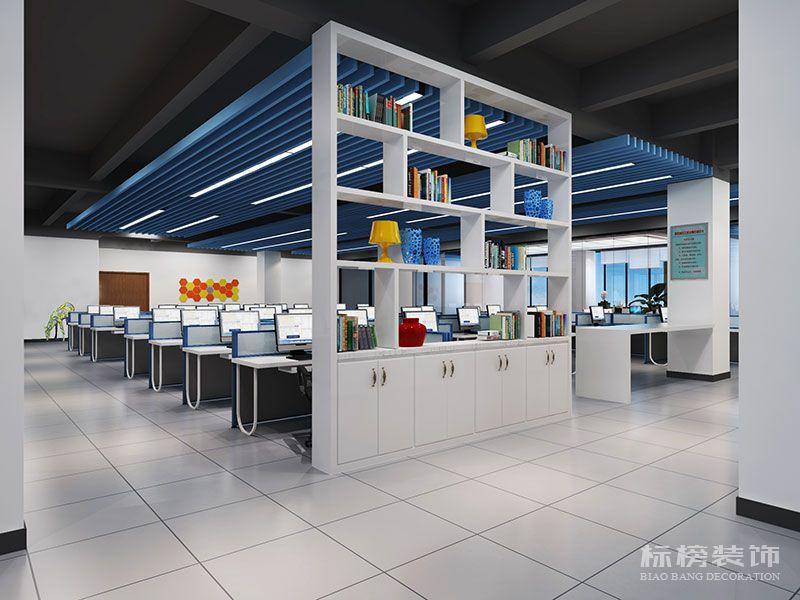 康泰健美医疗科技(深圳)有限公司办公室和厂房装修2