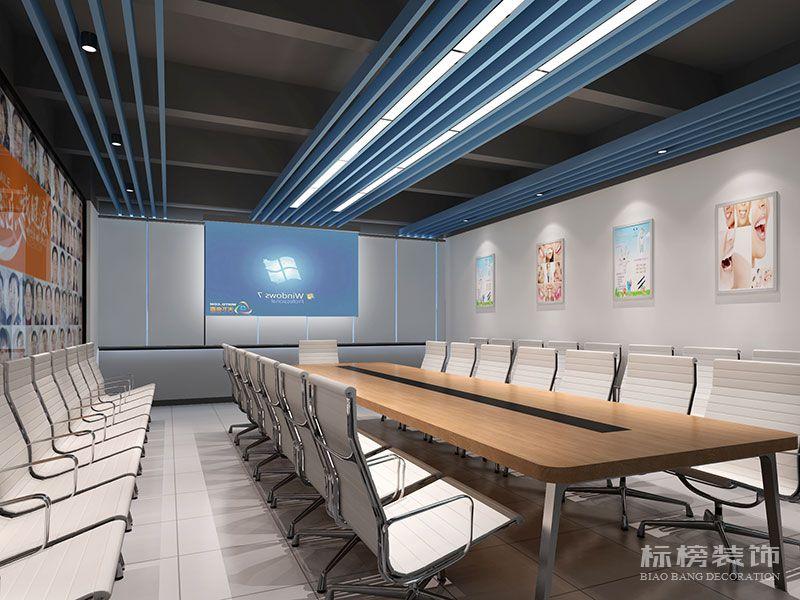康泰健美医疗科技(深圳)有限公司办公室和厂房装修8