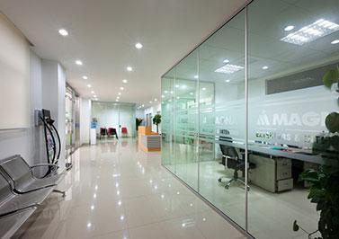 麦格纳工厂和办公室装修