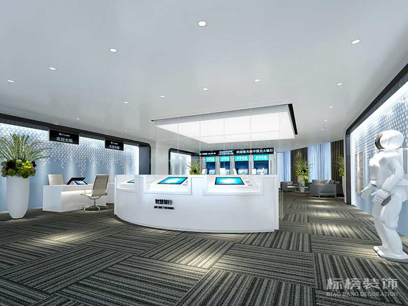 奔腾达电子展厅设计装修 其他公共空间 深圳市标榜装饰设计工程有限公司