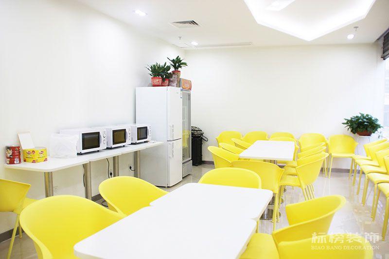 京东商城集团华南办公室装修