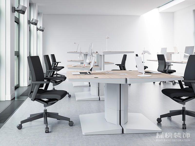 浅谈现代办公室设计的创意理念