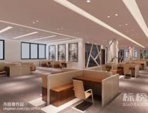 办公室设计中空间的分类方法
