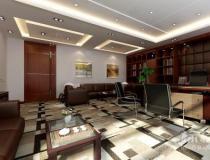 办公室装修设计空间思维的特征