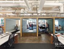 办公室装修之背景照明的选择