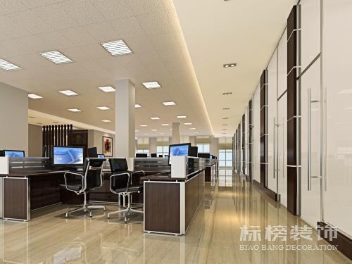 深圳办公室装修重要的风格选择