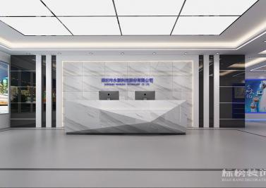 深圳市永联科技展厅装修